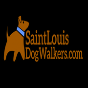 saint louis dog walkers logo