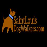 saint louis dog walkers logo
